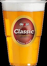 Depot Classic Glas