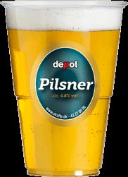 Depot Pilsner Glas