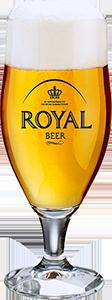 Royal Pilsner Glas