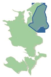 Vi leverer overalt i hele Danmark