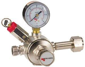 Trykregulator CO2