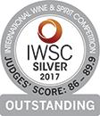 IWSC2017 2nd Place