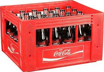 Coca-Cola Zero 30x25cl