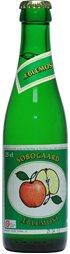 Søbogaard Økologisk Æblemost saft på 25 cl cafeflaske