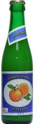 Søbogaard Økologisk Appelsin saft på 25 cl cafeflaske