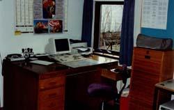 Første kontor i Stestrup