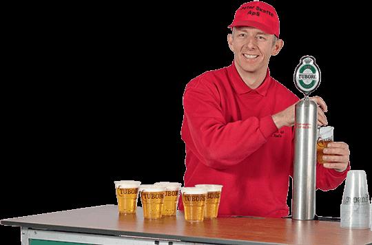 Tuborg Bar til fadølsanlæg