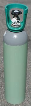Kulsyreflaske 6 kg