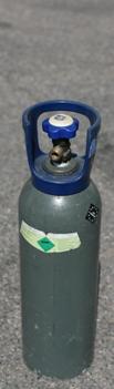 Kulsyreflaske 4 kg udgået Carlsberg