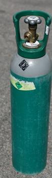 Kulsyreflaske 6 kg Carlsberg