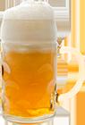 1 liters ølglas