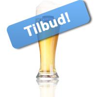 tilbud albani øl