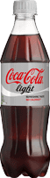 Coca-Cola Light 24x50cl