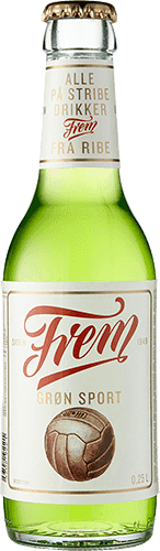 harboe grøn sodavand