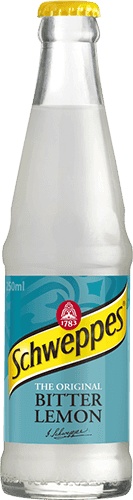 Schweppes Bitter Lemon 30x25cl