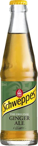 Schweppes Ginger Ale 30x25cl