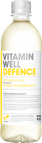 Vitamin Well Defence 12x50