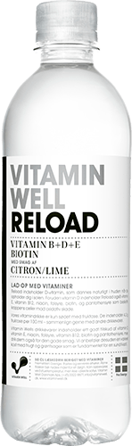 Vitamin Well Reload 12x50