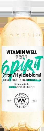 Vitamin Well Free Spirit
